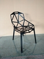 Polished Anodized Aluminum Stackable Konstantin Grcic Magis Chair One Chair 9