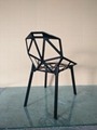 Polished Anodized Aluminum Stackable Konstantin Grcic Magis Chair One Chair 10