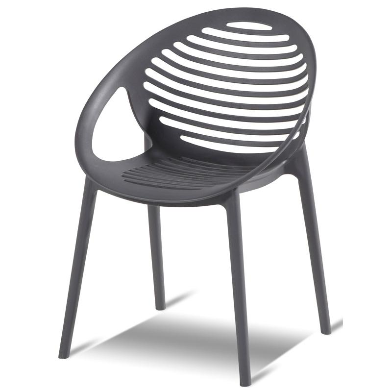 Modern Classic Designer Furniture Stackable Cello Abacus Plastic Chair 7