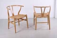 Modern Furniture CH24 Wishbone Dining Chairs by Hans J. Wegner for Carl Hansen