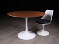 Replica Designer Furniture Eero Saarinen Swivel Tulip Dining Chair 1
