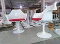 Modern Design Swivel Eero Saarinen Tulip Armchair  4