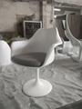 Modern Design Swivel Eero Saarinen Tulip Armchair  5