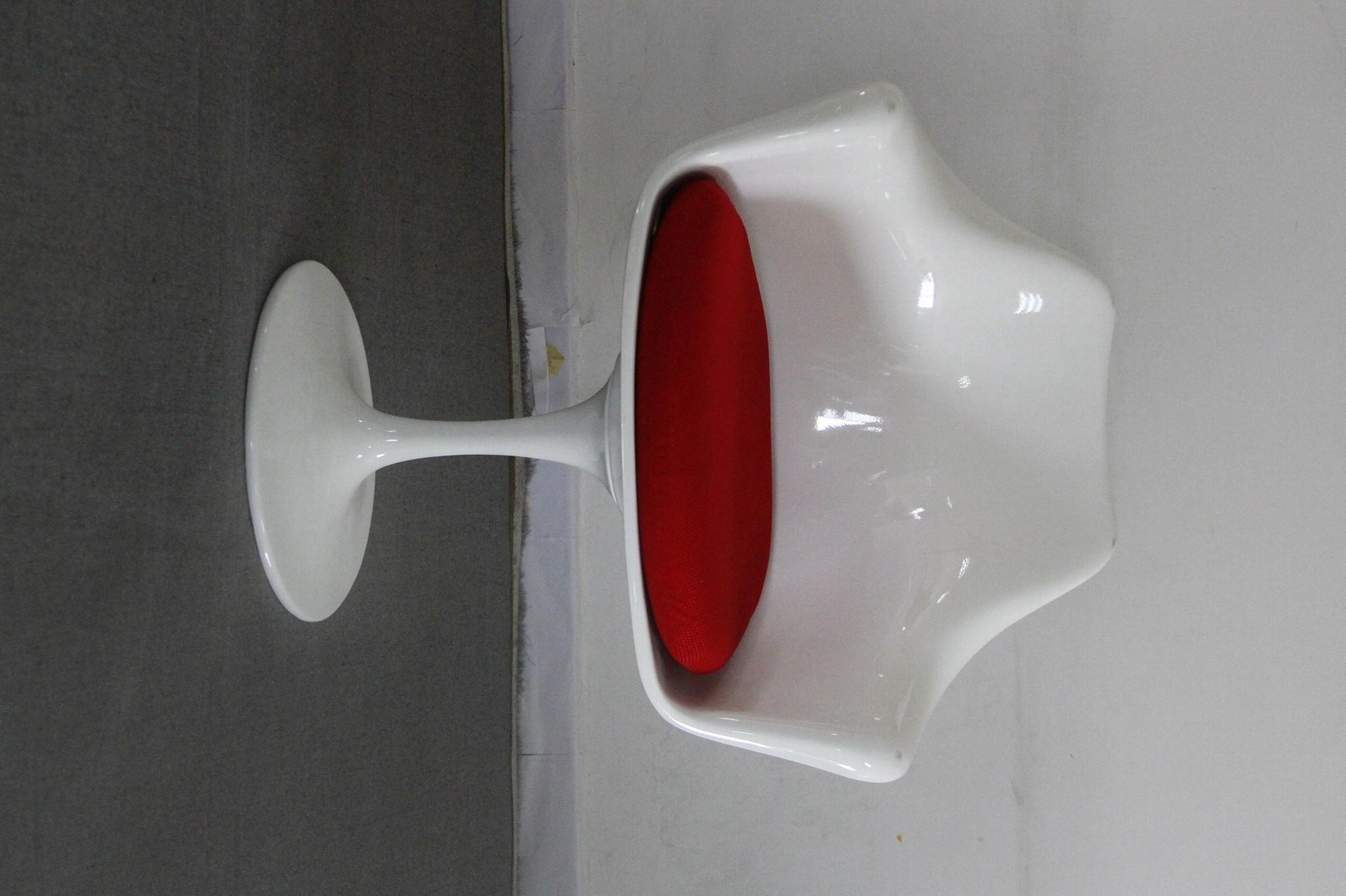 Modern Design Swivel Eero Saarinen Tulip Armchair  7