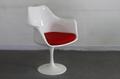 Modern Design Swivel Eero Saarinen Tulip Armchair  8
