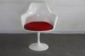 Modern Design Swivel Eero Saarinen Tulip Armchair  9
