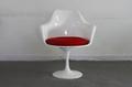 Modern Design Swivel Eero Saarinen Tulip Armchair  10