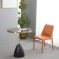Home Furniture Leather Cassina 413 Cab Armchair designed by Mario Bellini 4