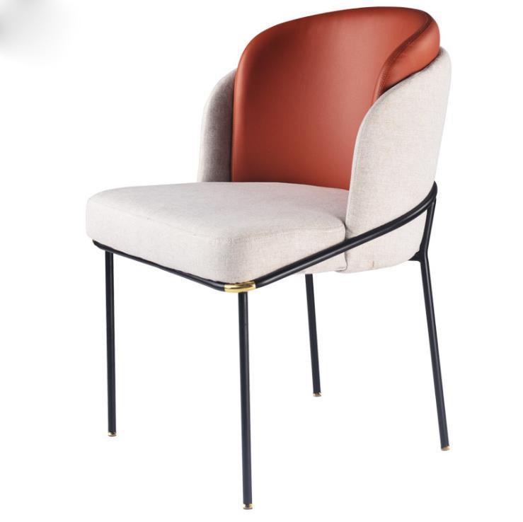 Modern Classic Furniture Fil Noir dining chair by Minotti 1