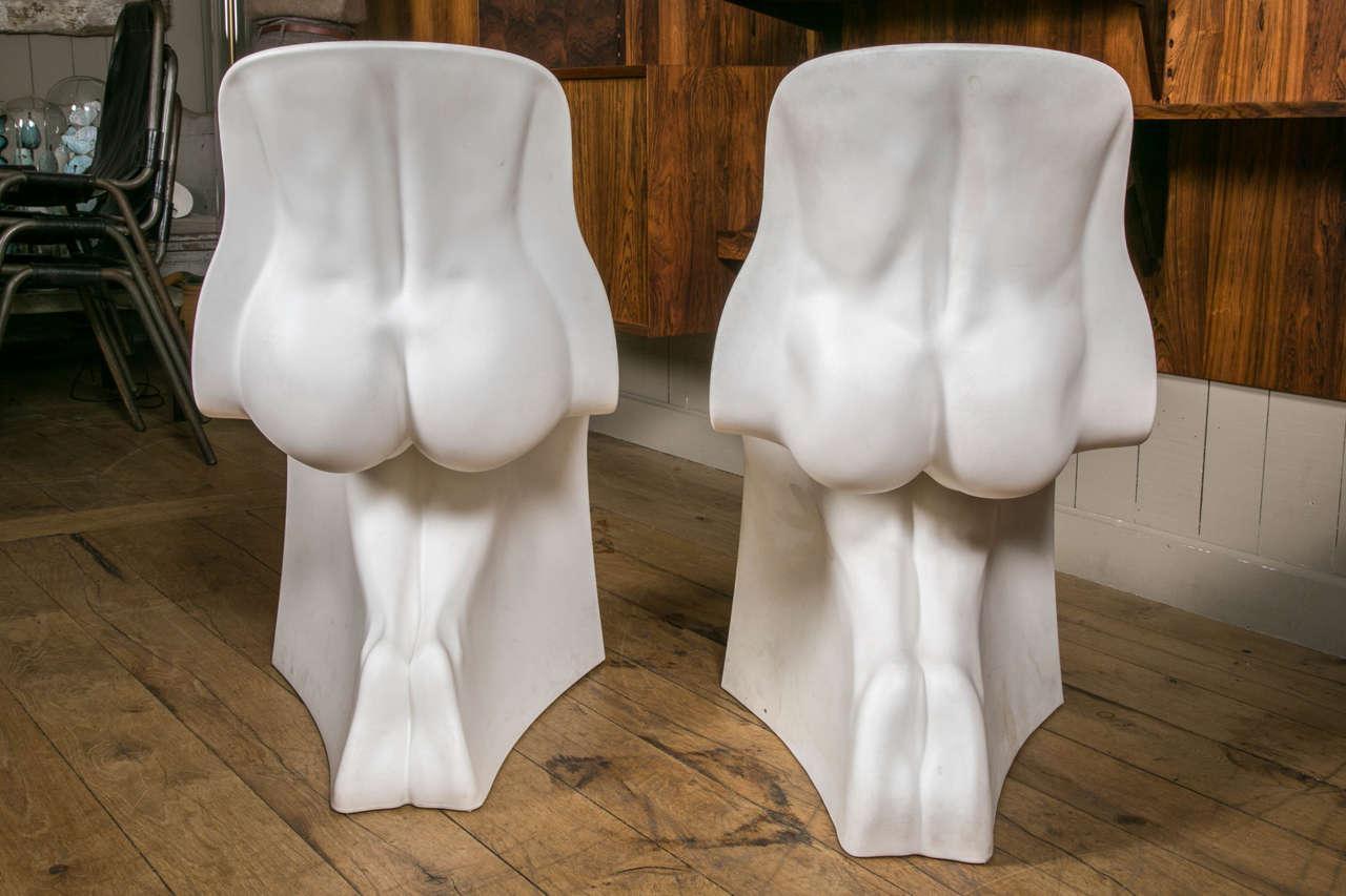 Replica Fiberglass S Shaped Fabio Novembre Him & Her Chair 5