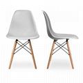 Vitra classic Eames Plastic Side Chair