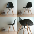 Vitra classic Eames Plastic Side Chair DSW by Ray & Charles Eames 4