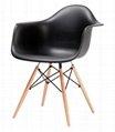 Charles and Ray Eames designed the DAW