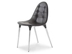 Modern Fashion Furniture Fiberglass 245 Caprice Chair Cassina
