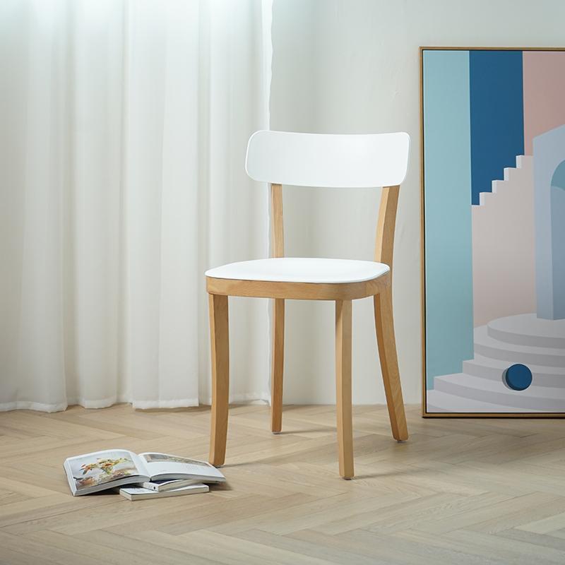 Modern Classic Design Wood Vitra Jasper Morrison Basel Chair  1