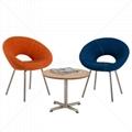 modern designer eero saarinen ring chair 6