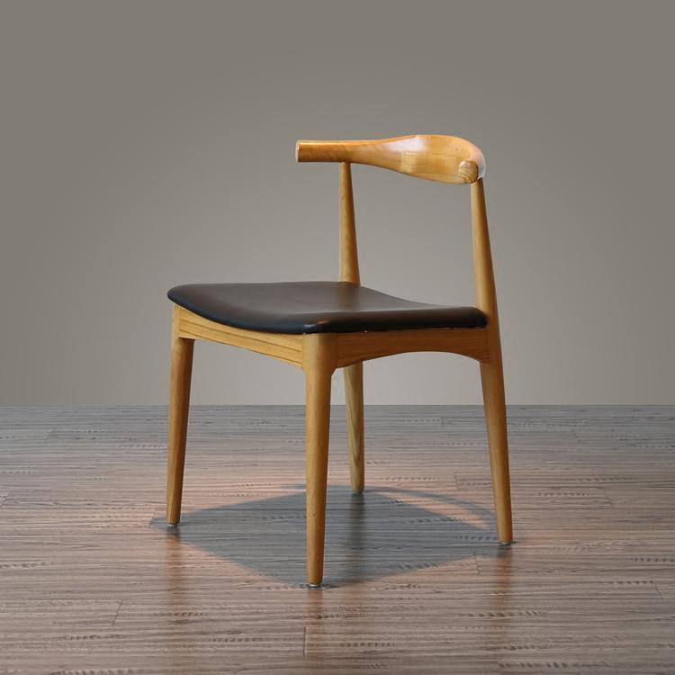 Home Furniture Replica Hans Wegner Elbow Chair CH20 1