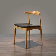 Home Furniture Replica Hans Wegner Elbow Chair CH20