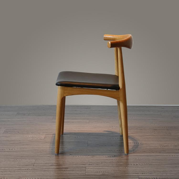 Home Furniture Replica Hans Wegner Elbow Chair CH20 2
