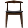 Home Furniture Replica Hans Wegner Elbow Chair CH20 4