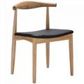 Home Furniture Replica Hans Wegner Elbow Chair CH20 5