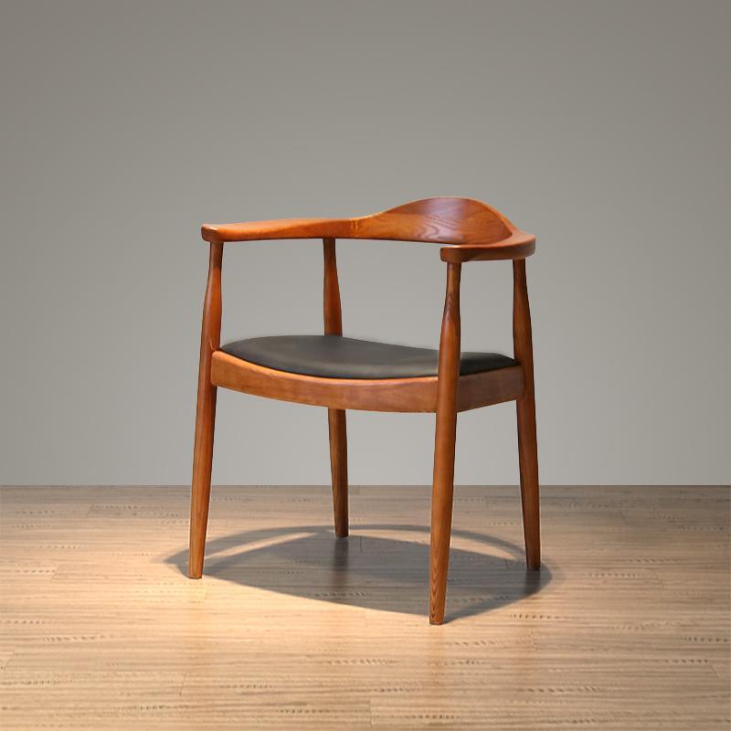 Modern Classic Replica Hans Wegner Kennedy Arm Chair 1