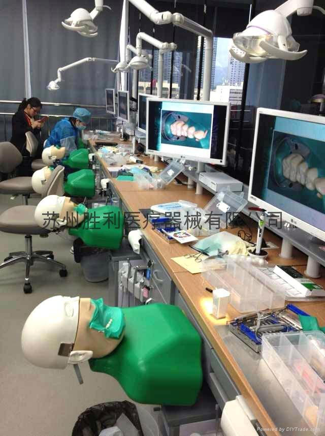 V-SIM300口腔臨床模擬實習台 2