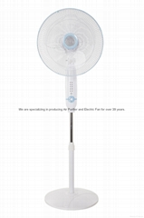 """16"""" Stand Pedestal Fan with AS/PP Blade CE CB certified"""
