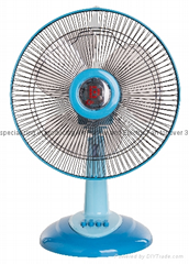 "12"" Table Fan with AS PP Blade CE CB certified"