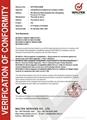 """CB CE certificate12"""" Box Fan for Spain Market 2"""