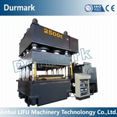 closed door power press