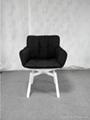 Replica Gubi Beetle Chair Modern Design Fiberglass Beetle