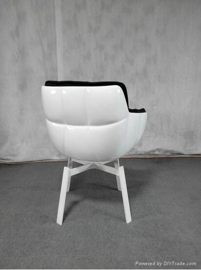 Patricia Urquiola husk chair fiberglass husk armchair ...