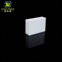 Composite Melamine foam with PU sponge or scouring pad