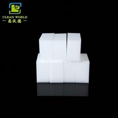 melamine kitchen sponge foam eraser clean sponge