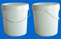 16L塑料桶穩固安全耐老化