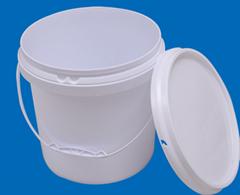 18L圆桶塑料桶坚固耐用直售