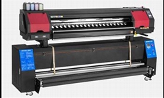 Guangzhou Crystaljet Sublimation Banner Machine M5-200 Textile Printer