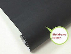 Custom Removable PVC Chalkboard Sticker Vinyle Sticker