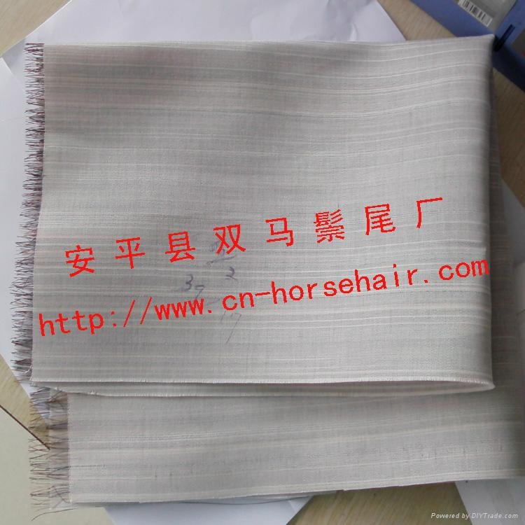 horse  hair   fabric 2