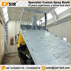 LYSIR Used Industrial Spray Paint Booth