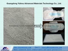 hydrophilic pp spunbond nonwoven fabric for topsheet of baby &adult diaper