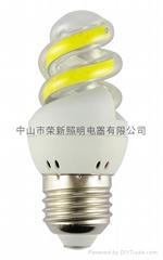 LED COB 2.5T 5W Spiral T