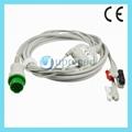 Biolight M9500 ECG cable,12 pins,U309-23CA