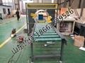 平板太阳能缠绕膜包装机
