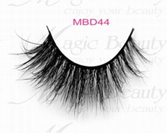 Customized 3D Mink Lashes MBD44 for you