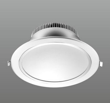 中山led草帽筒燈 2