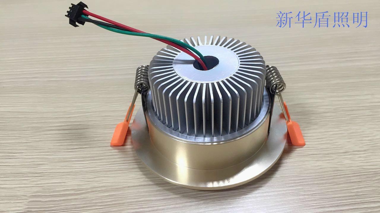 led  防霧筒燈   2