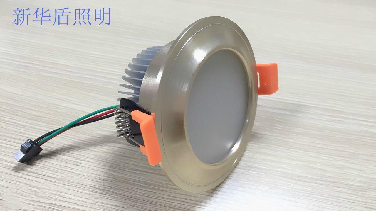 led  防霧筒燈   4