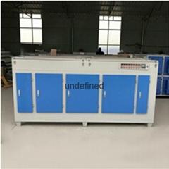 UV紫外線光解氧化催化有毒有害氣體治理設備